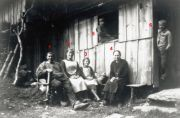 037-Foto  04153 - Furggeler Sevrinä  ca. 1940