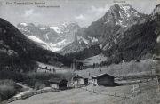 068-Foto  04861 - Das Grosstal im Isental  ca. 1850