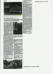 090-07094 - Vaterland 1968 - Der Berg droht - Klosterberg, Bergli