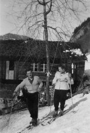 101-Foto   01129 - Hermisegg Bissig Ernst und Marie