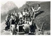 005-Foto  04320 - Bau Bärchistr. 1947 - 1948