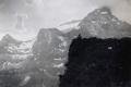 Foto 08165 - Schlieren und Gletscher
