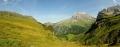 Foto 09321 - Panorama von Alp Oberalp