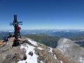 Foto 09375 - Urirotstock Gipfelkreuz