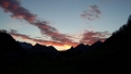 11896 - Fotowettbewerb Rang 30 - Sonnenuntergang - von Sarah Bissig, Isenthal