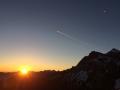 0171Fotowettbewerb - Sonnenaufgang im Schöntal - von Elias Arnold, Isenthal