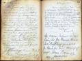 Dokument 06418 - Führerbuch Uri Josef Gasser-Gasser - Zeugnisse der Kunden