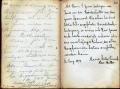Dokument 06424 - Führerbuch Uri Josef Gasser-Gasser - Zeugnisse der Kunden