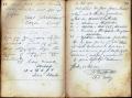 Dokument 06432 - Führerbuch Uri Josef Gasser-Gasser - Zeugnisse der Kunden