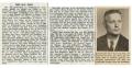 Dokument 05003 - Bootsunglück 1949