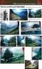 11796 - 1996 Das Tal im Licht und Schatten - Landschaftsfotografie