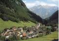 Foto 04378 - Dorf Isenthal farbig Postkarte
