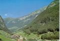Foto 04389 - Dorf mit Gandispitz Postkarte