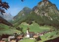 Foto 04397 - Pfarrkirche Isenthal mit Blick ins Kleintal