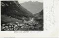 Foto 04810 - Gruss aus Isenthal 1903 'Heute auf die Alp gefahren''