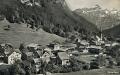 Foto 04852 - Isenthal Dorfkern vor 1935 Wäschhüttli