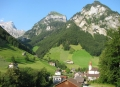 Foto 09742 - Dorf Sicht von der Bärchistrasse