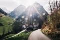 12017 - Fotowettbewerb Rang 21 - Isenthaler Sunshine - von Marcel Hauser, Stäfa