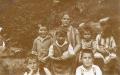 Foto 08117 - ZKaris verstärkt - 1 Bernhard, 2 Walter Tourist, 3 Marie , 4 Paul , 5 Gnos Hermini, 6 Hans , 7 Josef Gisler Sigersten Sepp2