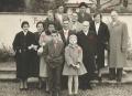 Foto 11657 - Grossmutter Ida Gasser-Ziegler 70. Geburtstag 1954