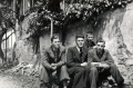 Foto 11683 - Vier Brüder Aschwanden zKaris unter Sigersten-Haus