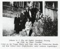 Foto 11753 - Aschwanden-Zwyssig Johann und Sophie (2. Ehe) um 1930 im Stutz