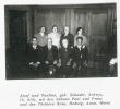 Foto 11757 - Aschwanden-Zehnder Josef und Paulina Schwyz mit Nachkommen Paul und Franz, Tosa, Hedwig, Anna und Maria