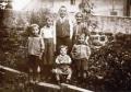 Foto 539 - Die älteren Kinder von z'Karis 1927