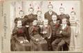 Foto 04555 - Familienfoto Zurfluh, Riedmatt ca. 1897