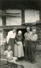 Foto 01050 - Infanger-Gisler Josefa Ringlimutter mit Sohn Josef und Fam. Moser