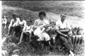 Foto 03415 - Fam Gisler Infanger Lanzigschwand 1935