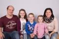 Imholz-Arnold Heinz und Regina mit Kindern Allina, Levin, Jana, Isenthal, 1975, 1981, 2006, 2007, 2012