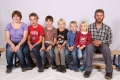 Eberli-Ziegler Heidi und Thomas mit Kindern Sandro, Jonas, David, Marco, Carmen, Isenthal Oberbäcrchi, 1977, 1980, 2004, 2005, 2008, 2010, 2012