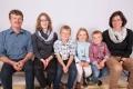 Imholz-Infanger Kilian und Petra mit Kindern Olivia, Tobias, Linda Lukas, Isenthal, 1973, 1974, 2001, 2007, 2010, 2011