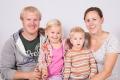 Imholz-Arnold Walti und Erika mit Kindern Lia und Nik, Isenthal, 1984, 1986, 2013, 2016