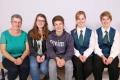 Bissig-Arnold Klara mit Kindern Yvonne, Pirmin, Petra und Claudia, Isenthal, 1972, 2002, 1996, 1997, 2003