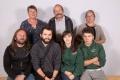 Gisler-Herger Annaros und Ruedi (Eltern von Manuel), Gisler-Gisler Barbara und Manuel, Gisler Luca, Jana, Noah, Isenthal