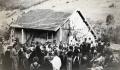 Foto 003 - Glockenaufzug 1934 Kirchenchor und Seilzieher