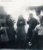 Foto 008 - Glockenaufzug Juli 1934 - Die Geistlichkeit feiert mit