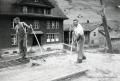 Foto 011 - Hausbau Kari und Josy Aschwanden-Zurfluh - Garagedecke betonieren 2