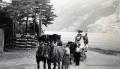 Foto 020 - Glockenaufzug 1934 - Glockentransport startet