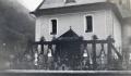 Foto 022 - Glockenaufzug 1934 - Präsentation der Glocken