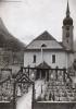 Foto 023 - Glockenaufzug 1934 - Glocken vor der Kirche