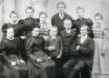 Foto 047 - Familienfoto Zurfluh, Riedmatt ca. 1897