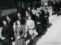 Foto 228 - Frauen bei der Prozession an der Primiz von Hans Aschwanden 1945