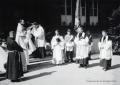 Foto 233 - Weiherituale bei der Primiz von Hans Aschwanden 1945