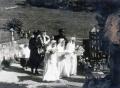Foto 244 - Geistliche Bräute bei der Primiz von Hans Aschwanden 1945