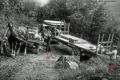 Foto 565 - Transport nach Gitschenen Bei der Abzweigung ins Laueli