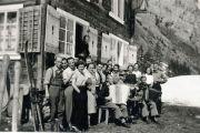 088-Foto  11662 - Vermutlich in der Bielrütti Isenthal 1941
