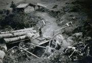 088-Foto 194 - Brücke zur Rütti war zu schwach